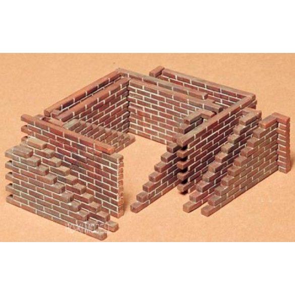 Tamiya 35028  Brick wall set