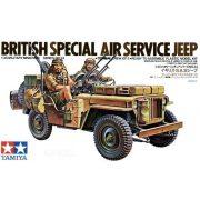 Tamiya 35033  British Special Air Service Jeep
