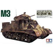 Tamiya 35041 British Army Medium Tank M3 Grant Mk I