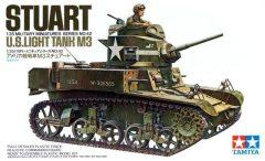 Tamiya Stuart - U.S. Light Tank M3