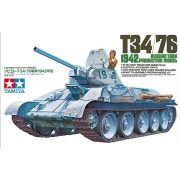Tamiya 35049 Russian Tank T34/76 1942 Production Model