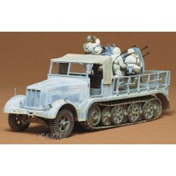 Tamiya 35050 German 8Ton Semi-Track 20mm Flakvierling Sd.kfz 7/1