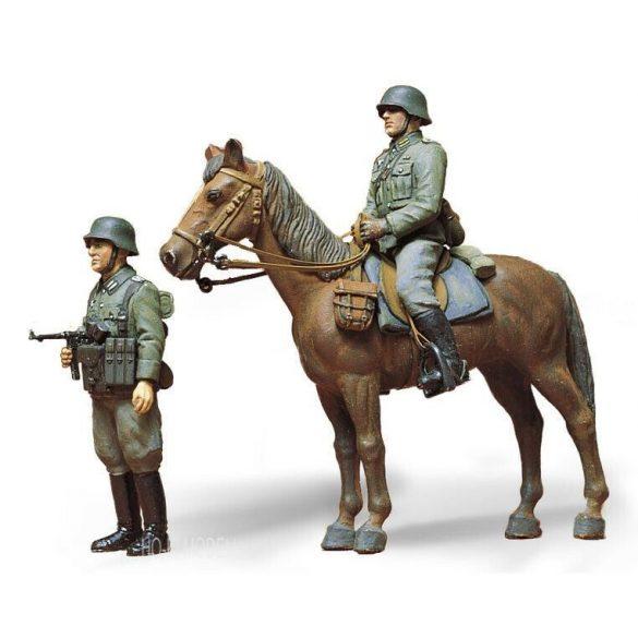 Tamiya 35053 Wehrmacht German Mounted Infantry Set