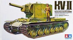 Tamiya 35063 Russian Heavy Tank KV-II GIGANT