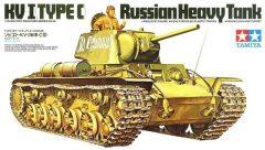 Tamiya 35066 KV-I Type C Russian Heavy Tank