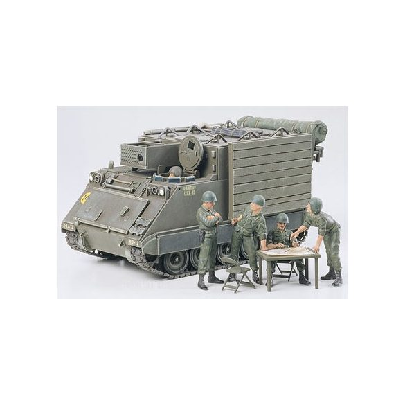 Tamiya 35071 US Armoured Command Post Car M577