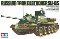 Tamiya 35072  Russian Tank Destroyer SU-85