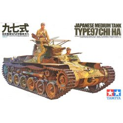 Tamiya 35075 Japanese Medium Tank Type 97 Chi-ha