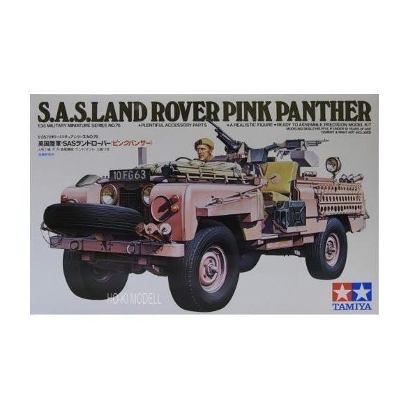 Tamiya 35076 British SAS Land Rover Pink Panther