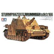 Tamiya 35077  Sturmpanzer IV Brummbar Sd.Kfz. 166