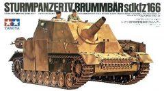 Tamiya Sturmpanzer IV Brummbar Sd.Kfz. 166