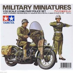 Tamiya 35084 US Military Police Set
