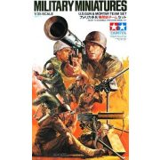 Tamiya 35086  U.S. Gun & Mortar Team