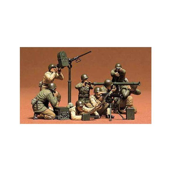Tamiya 35086  U.S. Gun & Mortar Team