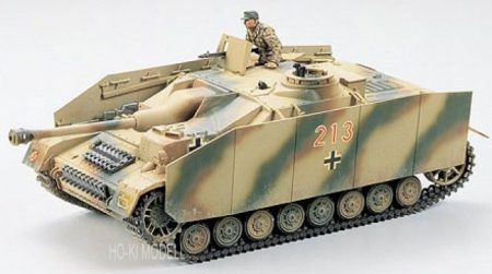 Tamiya 35087  German Sd.Kfz.163 Sturmgeschütz IV