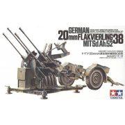 Tamiya 35091  German 20mm Flakvierking