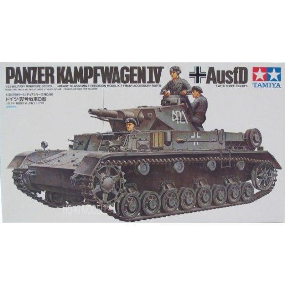 Tamiya 35096  German Pz.Kpfw.IV. Ausf.D