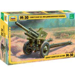 Zvezda 3510 M-30 Soviet Howitzer 122mm