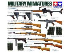 Tamiya 35111  German Infantry Weapons Set