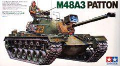 Tamiya M48 A3 PATTON