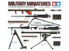 Tamiya U.S. Infantry Weapons Set