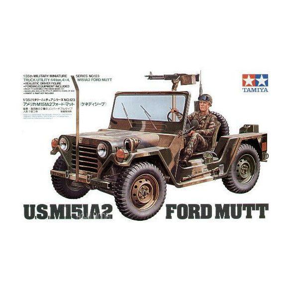 Tamiya 35123 U.S.M151A2 Ford Mutt