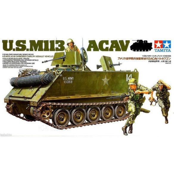 Tamiya 35135 U.S Army M113 ACAV