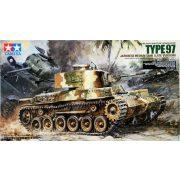 Tamiya 35137 Japanese Medium Tank Type 97 (Late Version)