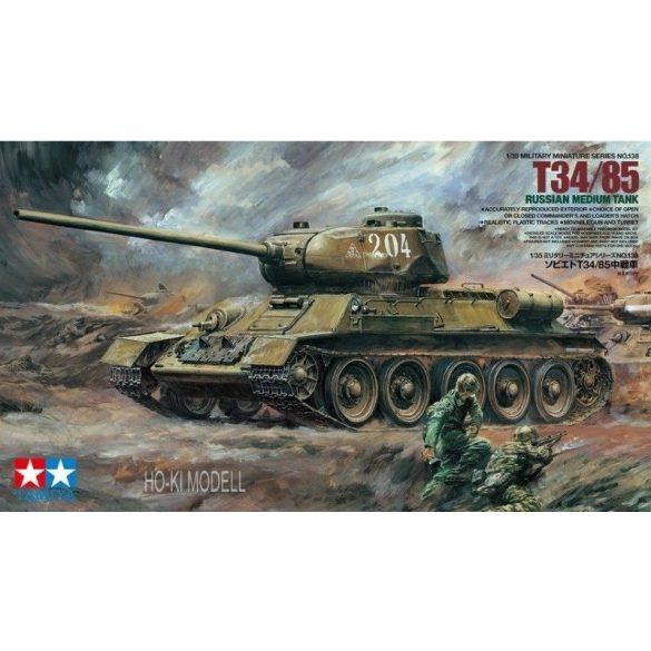 Tamiya 35138 Russian Medium Tank T-34/85