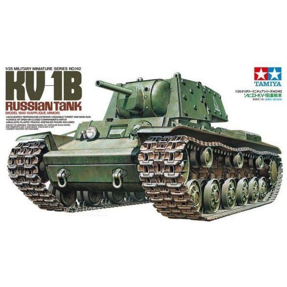 Tamiya 35142 Russian Heavy Tank KV-1B