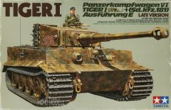 Tamiya Panzerkampfwagen VI Tiger I (Sd.kfz.181) Ausf. E Late Version