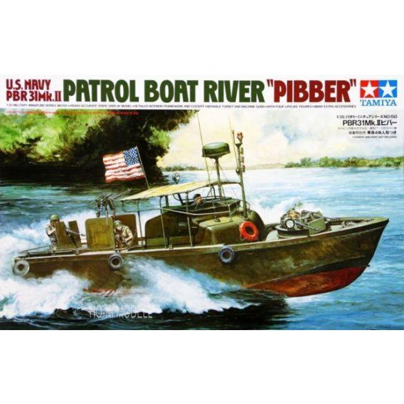 Tamiya 35150 U.S. Navy PBR31 MK. II Pibber