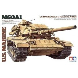 Tamiya 35157  U.S. Marine M60A1 w/ Reactive Armor
