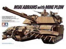 Tamiya M1A1 Abrams w/Mine Plow