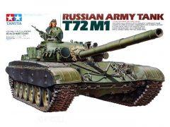 Tamiya Russian Army Tank T-72M1