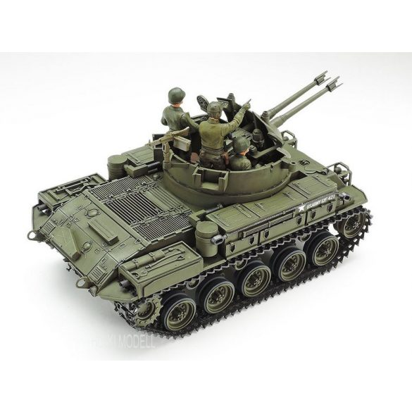 Tamiya 35161 U.S. Self-Propelled A.A. Gun M42 Duster