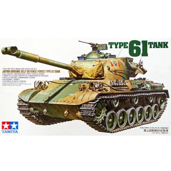 Tamiya 35163 Japan Ground Self Defence Force Type 61