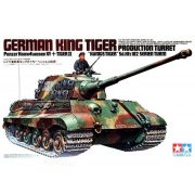 Tamiya 35164 German King Tiger Production Turret