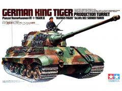 Tamiya German King Tiger Production Turret