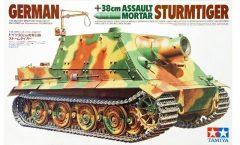 Tamiya 35177 German 38cm Assault Mortar Sturmtiger