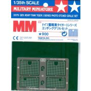Tamiya 35179 German Heavy Tank Tiger I Photo Etched Grille Set