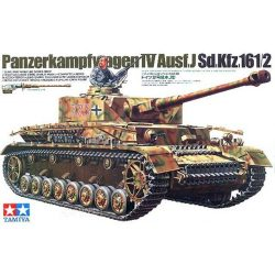 Tamiya 35181  Panzerkampfwagen IV, Ausf. J, Sd.Kfz. 161/2