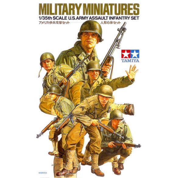 Tamiya 35192  U.S. Army Assault Infantry Set