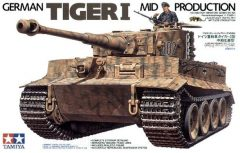 Tamiya German Tiger I Mid Production