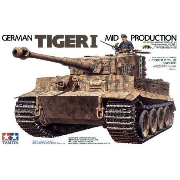 Tamiya 35194  German Tiger I Mid Production