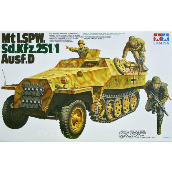 Tamiya 35195 Mtl.Spw Sd.Kfz.251/1 Ausf.D