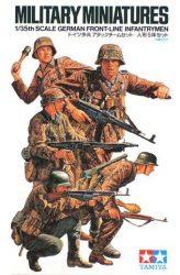 Tamiya 35196  German Front-Line Infantrymen