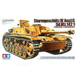 Tamiya 35197  Sturmgeschütz III Ausf.G (Sd.Kfz.142/1) Frühe version