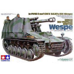 Tamiya 35200  German self-propelled Howitzer Wespe