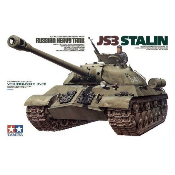 Tamiya 35211  JS-3 Stalin Russian Heavy Tank